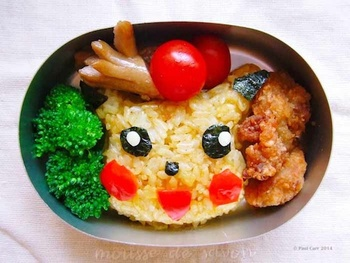 A Year of Bento - Lunchbox Photos for Educational Use