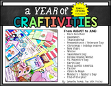 A Year of CRAFTIVITIES: The Bundle!