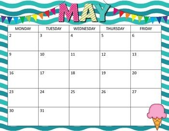A Year of Calendars