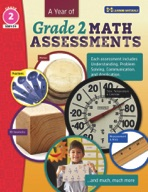 A Year of Canadian Grade 2 Math Assessment (enhanced ebook)