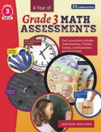 A Year of Canadian Grade 3 Math Assessment