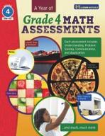 A Year of Canadian Grade 4 Math Assessment