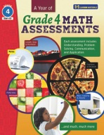 A Year of Canadian Grade 4 Math Assessment (enhanced ebook)