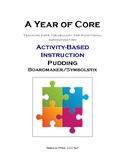 A Year of Core: Activity Based Instruction Lesson - Pudding