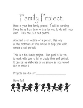 A Year of Family Projects