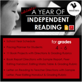 Book Projects and Book Reports for Independent Reading Edi