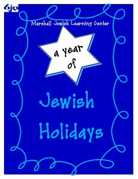 A Year of Jewish Holidays