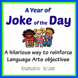 A Year of Joke of the Day