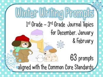 A Year of Journal Writing Pack - Fall, Winter, Spring and Summer