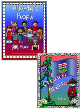 A Year of Lapbooks: Grade 4 (Alberta Aligned)