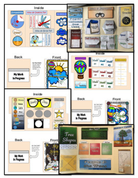 A Year of Lapbooks: Science 6