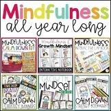 Mindfulness Bundle: A YEAR of Mindfulness!