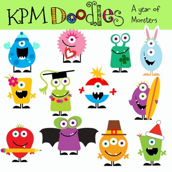 KPM A Year of Monsters