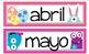 A Year of Monsters Calendar Headers {Spanish Version}