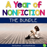 Nonfiction Reading and Comprehension for the Year (The Bundle)