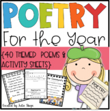 Powerful Poetry Pack {36 Themed Poems}