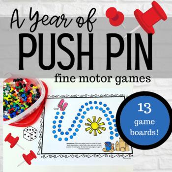 A Year of Push Pin Games