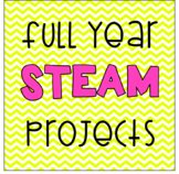A Year of STEAM Projects