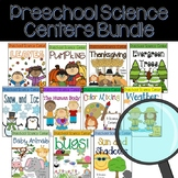 A Year of Science Centers for Preschool and Kindergarten