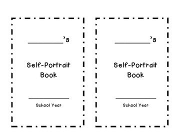 A Year of Self-Portraits Book