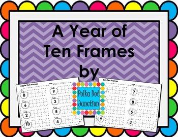 A Year of Ten Frames