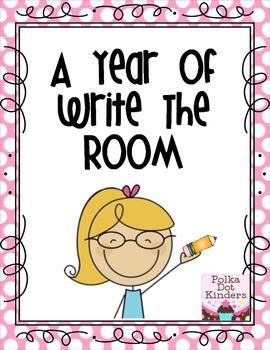 A Year of Write the Room!