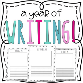 A Year of Writing