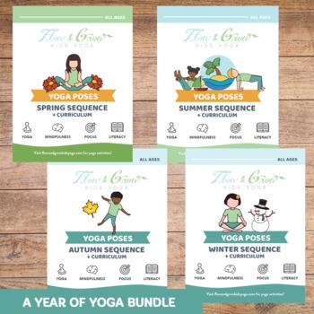 A Year of Yoga Bundle