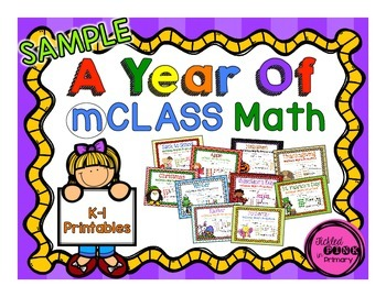 mClass Math Bundle {freebie}