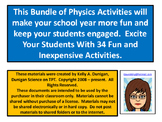 A Year's Worth of Great Physics Activities