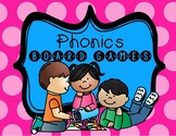 A Year's Worth of Phonics Games