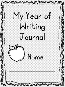 A Yearly Writing Journal