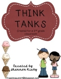 A Year's Worth of Think Tanks
