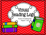 A Year's Worth of Visual Reading Logs