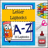 (A-Z) 26 Letter Lapbooks