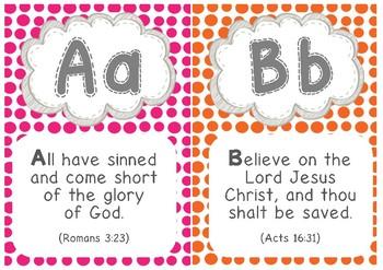 A-Z Abeka Bible Verses