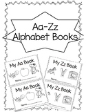 A-Z Alphabet Books