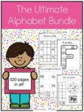 A-Z Alphabet Bundle