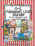 A-Z Alphabet Units Bundle (All 26 ABC Units plus ABC Crowns)