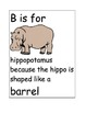 A-Z Animal Book for Capable Kids