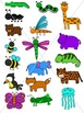 A-Z Animals Clipart Collection