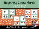 A-Z Beginning Sound Cards