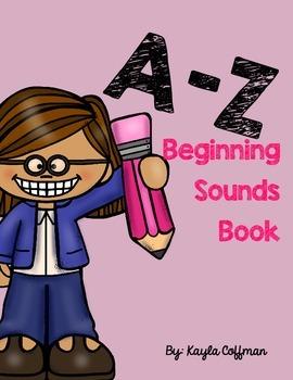 A-Z Beginning Sounds Book