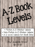 A-Z Book Level Labels