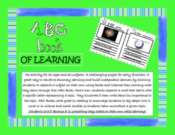 A-Z Book of Learning