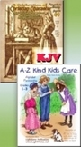 A-Z Character Series 2-Book BUNDLE (KJV)