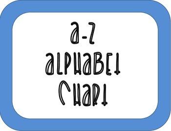 A-Z Chart