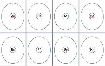 A-Z Circle Maps