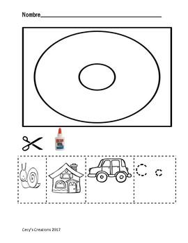 A - Z   Spanish Circle Maps