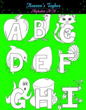 A-Z Clipart